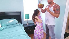 ExxxtraSmall - Teenie Hunts Easter Eggs to Spread Her Legs